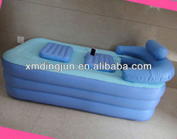 Vasca Da Bagno Gonfiabile : Vasca da bagno gonfiabile per adulti bule vasca da bagno in pvc