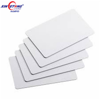 plastic pvc blank inkjet id card cr80 sizeinkjet pvc sheet for plastic card - Blank Plastic Cards
