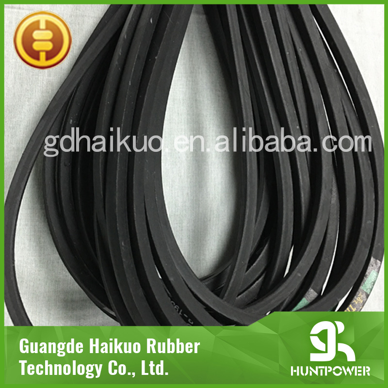 HUNTPOWER Strong Durable Rubber v belt / Classical rubber v belt