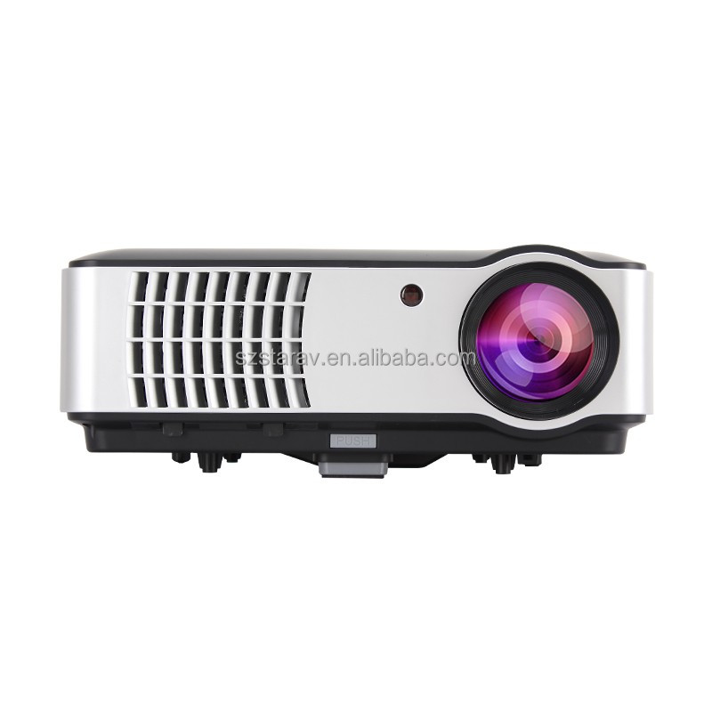 Promotion price htp projector school projector intelligent with Android TV function