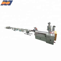 PPR pipe making machine /production line for water pipe