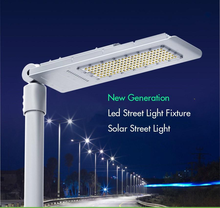 led street light retrofit kit outdoor for parking lot ground off roads. Black Bedroom Furniture Sets. Home Design Ideas