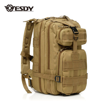 9 Colors Outdoor Hiking Camo Army Bag Military Hunting Camping Tactical Backpack
