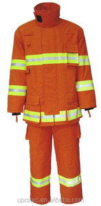 Bunker Turnout Gear NOMEX Fireman Workwear Suit