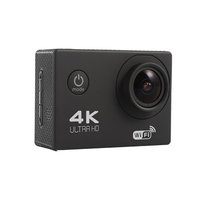 Brand Wifi Action camera Ultra HD 4K 24Fps 1080p/60fps go waterproof pro Style Mini Camcorders camera deportiva