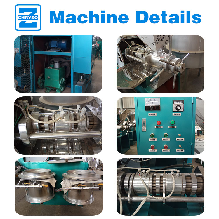 hot sale coconut oil extraction machine and corn oil press machinery