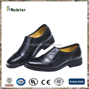 military and police shoes sturdy safety shoes wholesaler