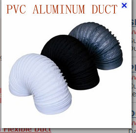 PVC AIR DUCT HOSE DUCTING SUPPLIES