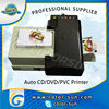 Durable business CD DVD PVC printer for small cd duplication distributor