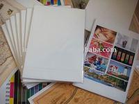 A4 inkjet canvas paper