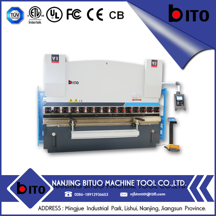 NJBTMT Professional Manufacture Excellent Durable colly type press brake
