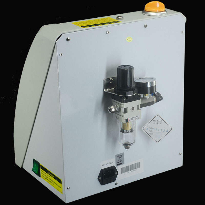 Dental lubricating oil machine/oil lubricator for dental high speed/low speed handpiece