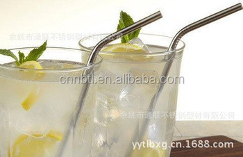 2015 Stainless Steel Straw