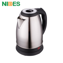 Camping tea industrial superior 2 cup stainless steel electric kettle