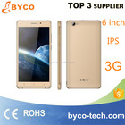 wholesale 6 inch mobile phone/cheap android 5.1 cellular phone
