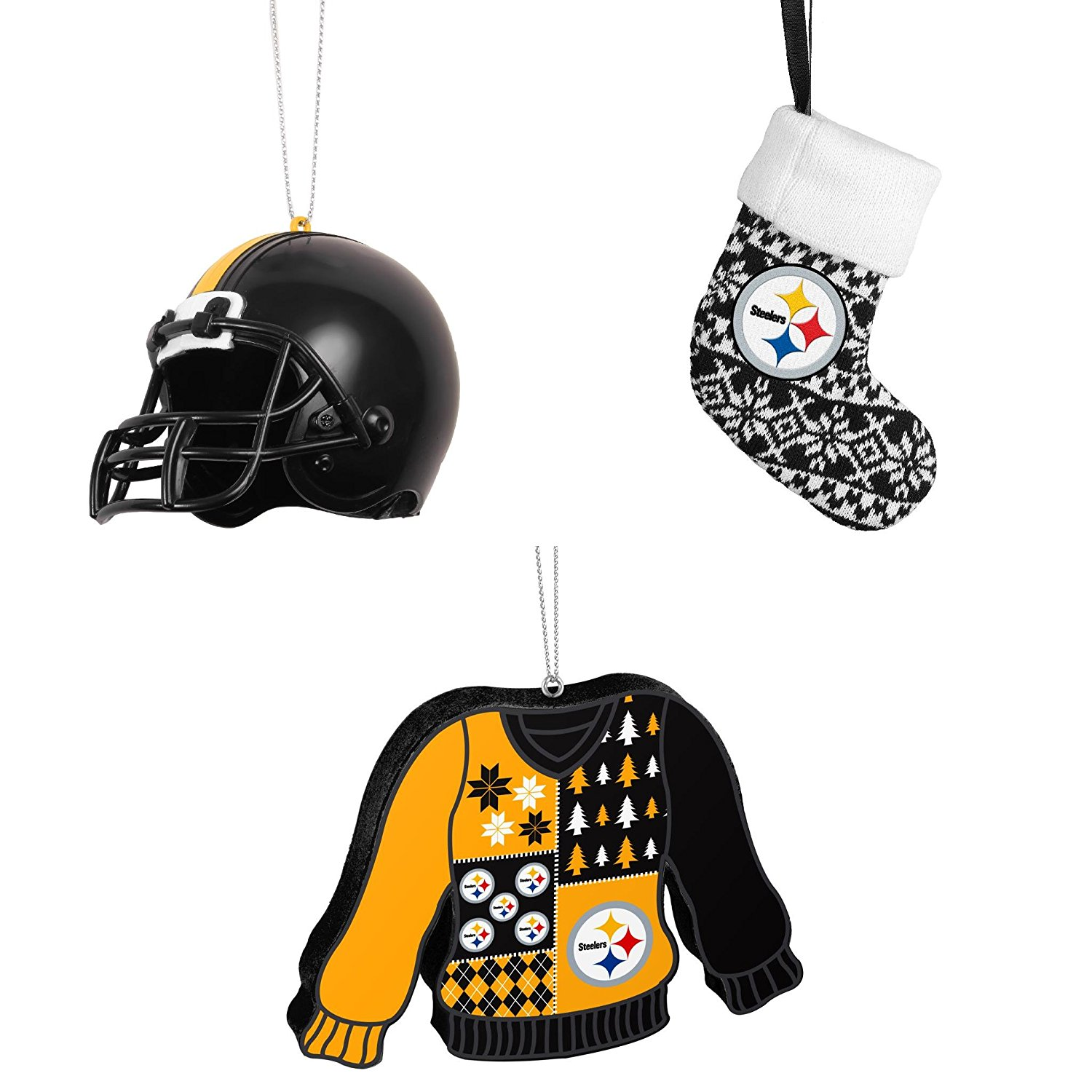 quality design 6660b e8e10 Buy Pittsburgh Steelers Ugly Christmas Sweater in Cheap ...
