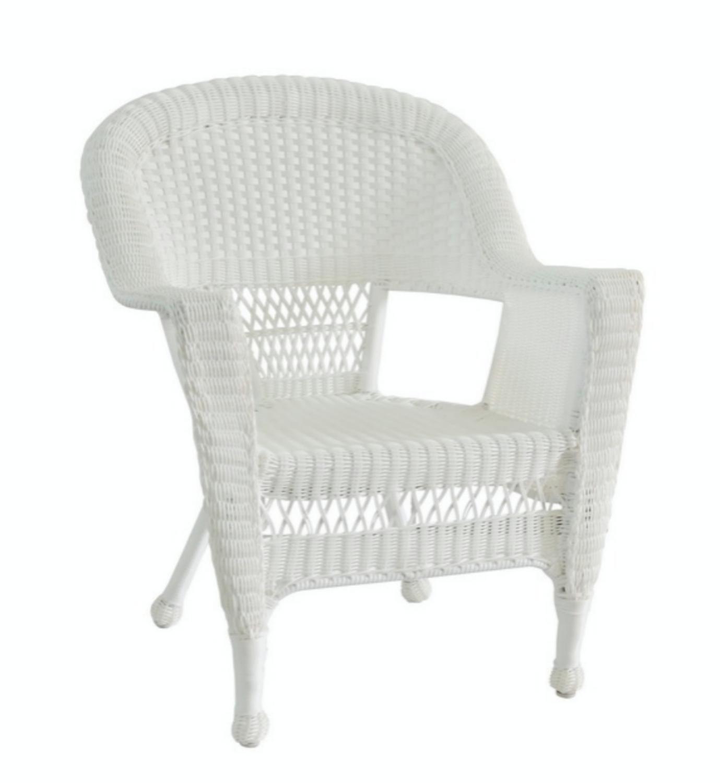 Cheap White Resin Wicker Chair Find White Resin Wicker