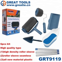 High quality TV selling roller set / seamless paint roller/paint runner pro