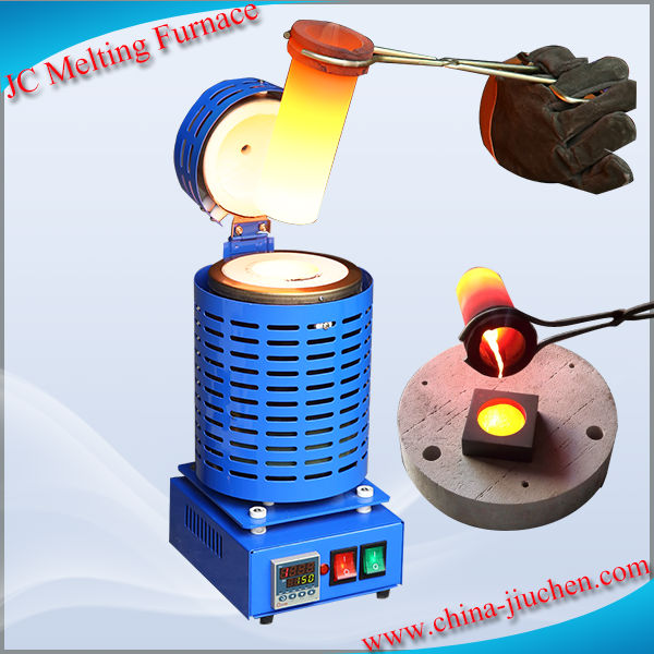 JC Electric Laboratory Metal Melting Industrial Furnace Price