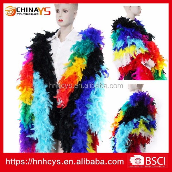 Alibaba China factory turkey chandelle boas for certificates