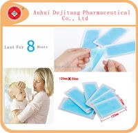Travel Essential Product Cold Pack Headache Ice Reducing Fever ...