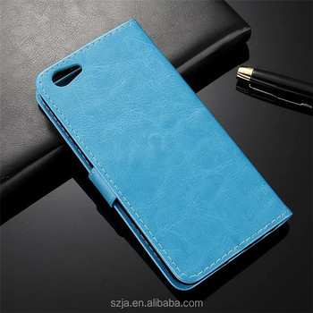 Customize Wallet Phone Case For Oppo F3 Plus 6 Inch Pu Flip Real