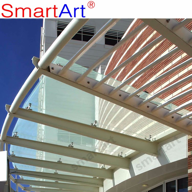 Stainless Steel Glass Canopy Guangzhou Buy Stainless