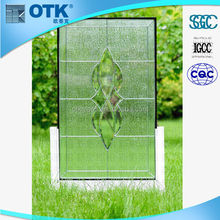2015 newest hot selling artistic glass in building glass