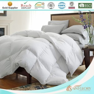 Deluxe fluffy comforters / heavy quilts / thick down duvet