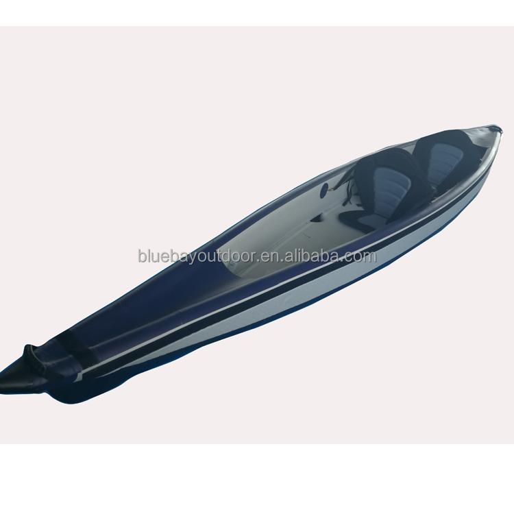 Alibaba.com / 2 persons drop stitch Folding Kayak, Inflatable fishing Kayak