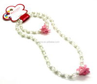 High end fashion jewelry necklace wholesale pearl necklace jewelry description