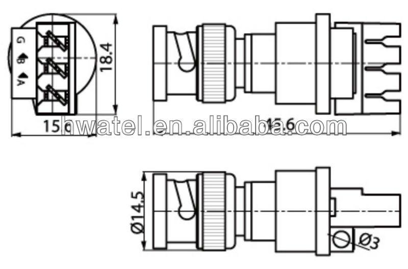 balun coil for zte erricsson alcatel sdh e1 ddf 19 inch panel