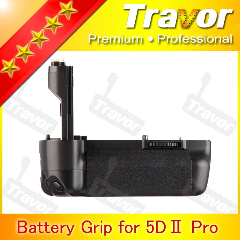 Travor Hot selling BG-1D for Canon Eos 5D mark II digital camera grip