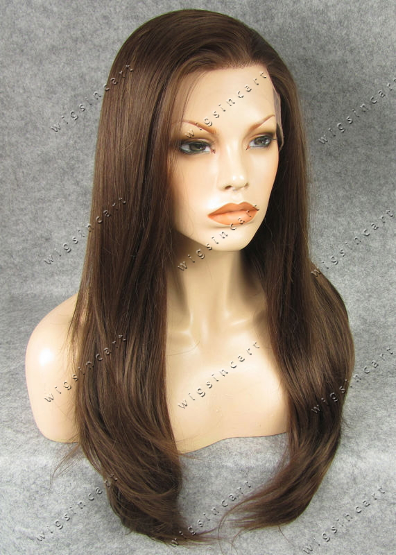 Astounding Aliexpress Com Buy Light Brown Bangs Hair Long Hairstyles Lace Short Hairstyles Gunalazisus