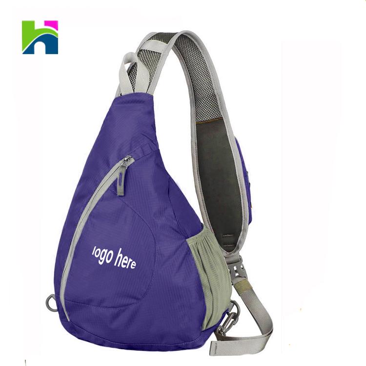 Nieuwe Crossbody Schouder Driehoek Packs Sling bag Sling Pack