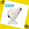 Factory price 360 degree Newest design high quality wireless hidden mini cctv ip Light Bulb camera