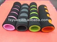 "China foam handle Fits 25mm Cheap high quality rubber 1"" rubber foam grips"