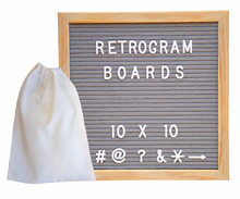 black sign with white letters magnetic letter board letterfolk board