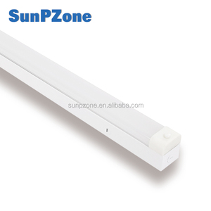 4FT 38W LED Linear Straight and Narrow Surface Direct Batten Fixture