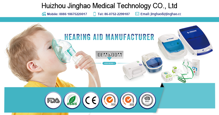 Nebulizer Machine Family Air Compressor Piston Nebulizer