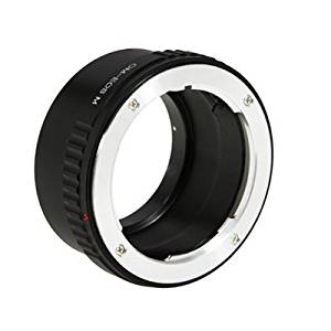 Adapter Ring Mount for Olympus Om Mount Lens Tube to Canon EOS M Camera / Metal Not Plastic