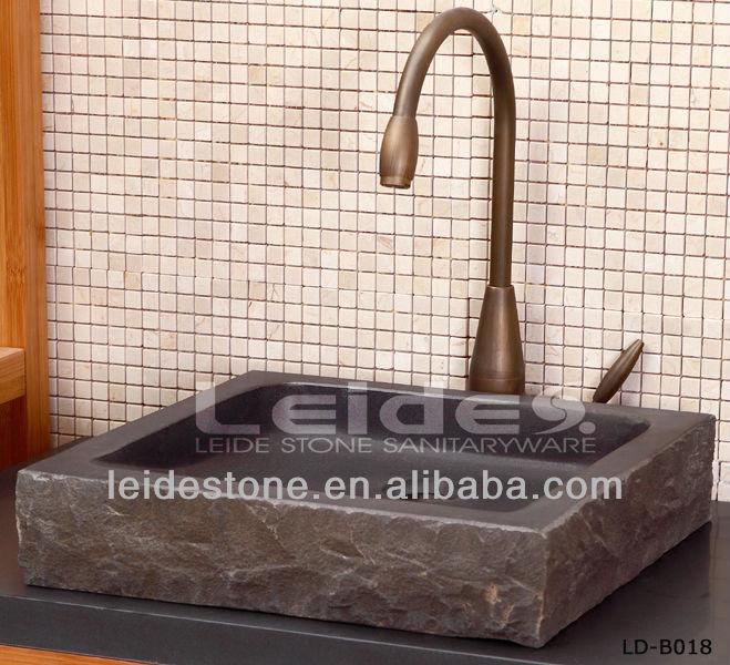 Black Square Basin Granite Trough Sink   Buy Granite Trough Sink,Bathroom  Sink,Vanity Sink Product On Alibaba.com
