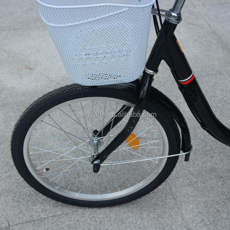 Adulto triciclo tre ruota di bicicletta con cestino for Bicicletta per tre persone