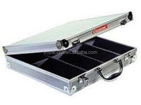 Carrera Aluminum Suitcase for 1/32 scale slot cars 70460