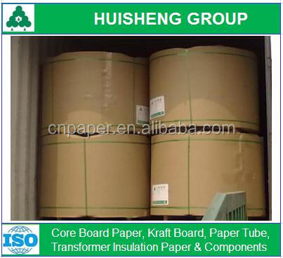 Brown Color Industrial Tube Paperboard Rolls