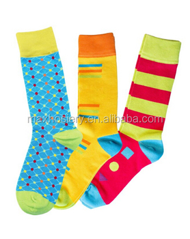 Alibaba china custom wholesale bamboo mens dress socks