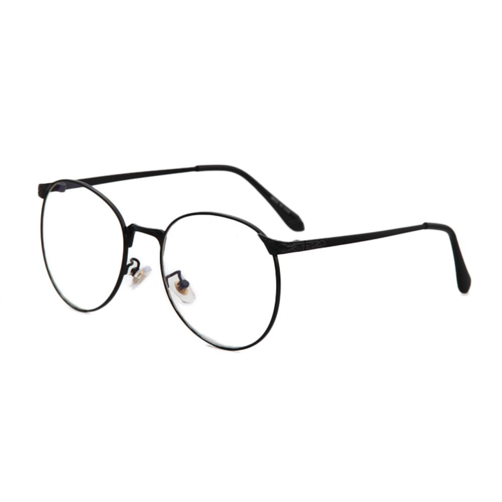 aea64ef4c69c Round Metal Frame Eyeglasses