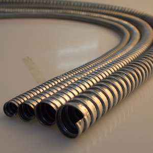 flexible gi electrical cable conduit