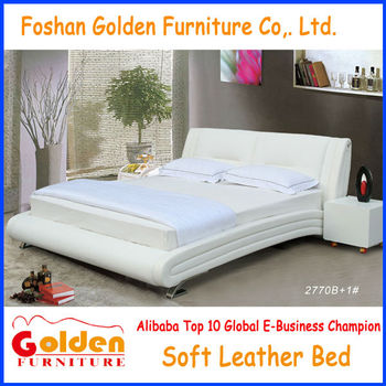 double bed top view. Foshan Furniture Manufacturer Design Simple Double Bed In Woods 2770B · View Larger Image Top