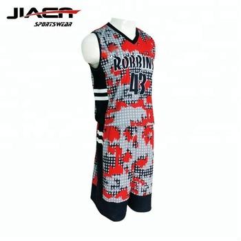 37a226980fa custom design cheap youth team usa international basketball jerseys uniform  set china sublimation high school basketball
